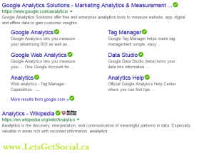 Google Analytics for Social Marketing analytics and data measurement